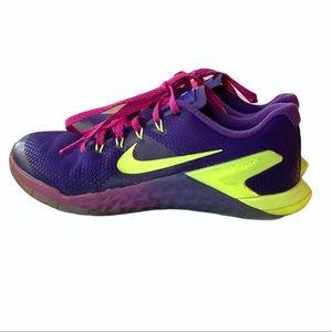 NIKE ID Metcon 4 Cross Training Shoes size 5.5